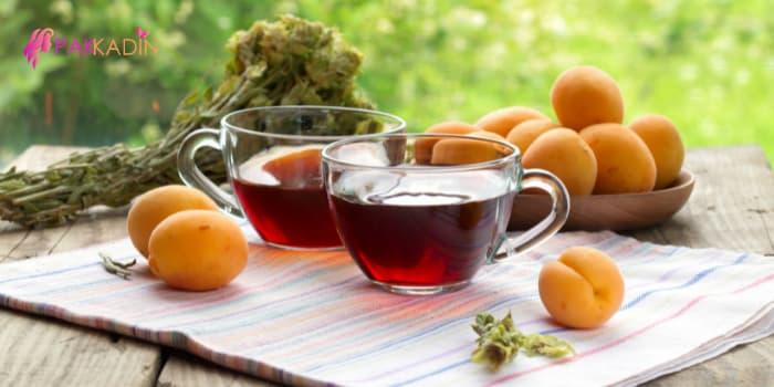 kayısı çayı zayıflatmaya yardımcı olur mu